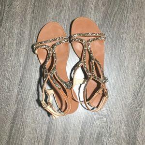 Vince Camuto Grecian Goddess sandals